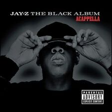 JAY-Z-The Black Album: Acappella CD Special Edition Very Good