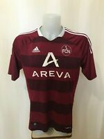 Nurnberg 2011/2012 Away Sz L Germany adidas shirt jersey trikot football soccer