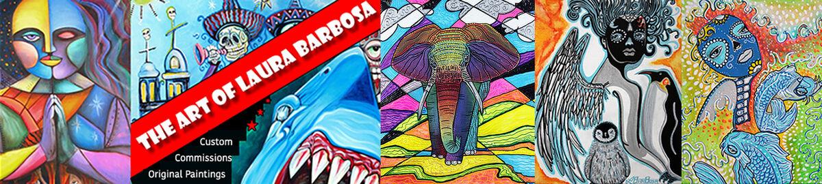 Laura Barbosa Art
