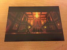 The Art of Disney Themed Postcard - Big Hero 6 #5  - NEW