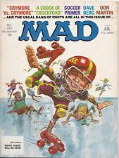 MAD Magazine #223 UK Edition 1980