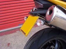 R&G RACING BLACK  Tail Tidy for Triumph Speed Triple 2005-2007 LP0014BK