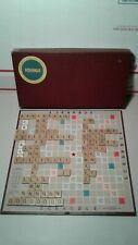 Vintage Scrabble Board Game 1948 Selchow & Righter - 100 Tiles VGC