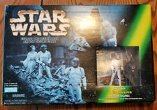 STAR WARS ESCAPE THE DEATH STAR ACTION FIGURE GAME w/ Exclusive action figures