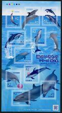 Japan 2019 Meerestiere Delphine Meeressäugetiere Meeresleben III 9723-9732 MNH