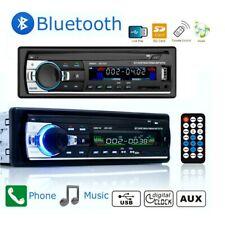 1 Din Autoradio In-Dash FM SD USB Bluetooth AUX MP3 Player Freisprecheinrichtung