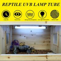 Reptile Pet Vivarium Terrarium Basking Fluorescent Light Lamp Bulb UVB 5.0  AU