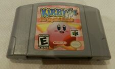 Kirby 64: The Crystal Shards Nintendo 64 Game Cart Tested