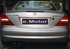 Rear Trunk Spoiler for Mercedes R170 A Type SLK200 200K 230K 320