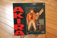 AKIRA Laserdisc LD VF Anime Manga Katsuhiro