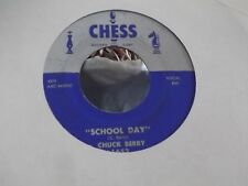 45 M CHUCK BERRY ON CHESS RECORDS SCHOOL DAY / DEEP FEELING
