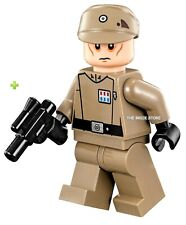 LEGO STAR WARS - IMPERIAL OFFICER FIGURE - FAST + GIFT - 75106 - 2015 - NEW