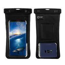 Underwater Waterproof Case Bag Dry Pouch F Mobile Phone iPhone 6s 7 Plus Samsung Black