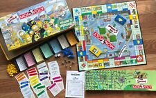 MONOPOLY The SIMPSONS BOARD GAME 2001 PARKER BROTHERS COMPLETE