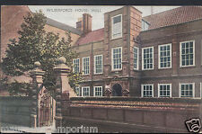 Yorkshire Postcard - Wilberforce House, Hull     MB1487