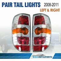 Tail Light Fit For Mazda BT50 BT-50 08-11 XTR Pickup Ute Rear Pair Left + Right