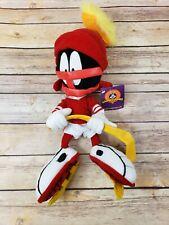 Looney Tunes Marvin The Martian Plush Stuffed Animal Toy
