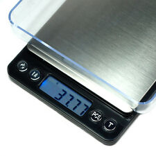 Horizon Acct-500 Other Office Digital Precision Jewelry Scale W/ Trays 500 G by