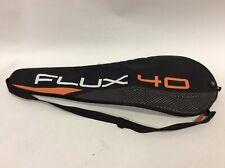 NEW Dunlop Sports Flux 40 RACKET Racquet Cover NWOT B83