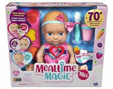 Luvabella Mealtime Magic Mia Doll by Spin Master