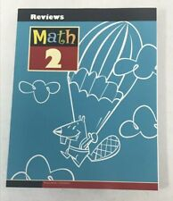 BJU Press Math 2 Reviews, Student Workbook, 3rd Ed, Grade 2, Homeschool