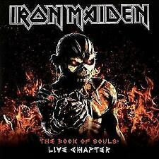 The Book Of Souls:Live Chapter von Iron Maiden (2017)