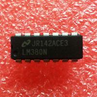 5/10pcs IC NSC DIP-14 LM380N LM380N/NOPB