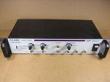 General Scanning Cx6325 Cx-660 115/220 Galvanometric Scanner Control Amplifier