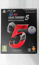 PS3 SONY PLAYSTATION 3 GRAN TURISMO 5 EDIZIONE DA COLLEZIONE - SONY -