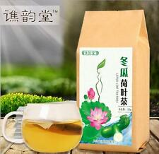 30 Chinese special wax gourd lotus leaf tea rose health tea bag  per bag 4g