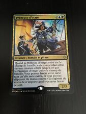 MTG MAGIC IXALAN HOSTAGE TAKER (FRENCH PRENEUSE D'OTAGE) NM FOIL