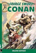 Savage Sword of Conan Volume 16 TPB Graphic Novel Dark Horse Comics Brand NEW