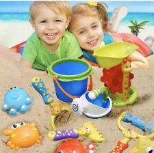 Water Sun&Fun Beach Sand Toy Set 9 Pieces 2+