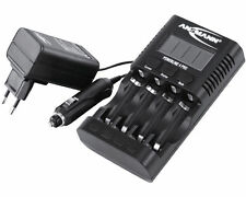 ANSMANN Powerline 4 pro Ladegerät NiCd NiMH 5 V