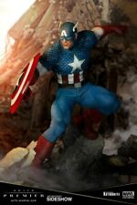 Kotobukiya Marvel ArtFX Premier Captain America Limited Edition Statue In Stock