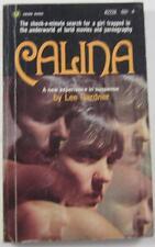 CALINA LEE GARDNER 1967 AWARD BOOKS A223X 1ST ED PB PORNOGRAPHY RACKET MYSTERY