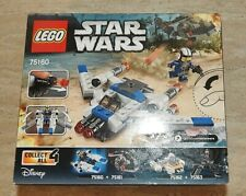 Lego Star Wars Micro Fighters U-Wing 75160 Series 4 109 Pcs Brand New Sealed Box