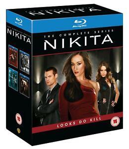 Nikita The Complete Series Season 1 2 3 4 New RB Blu-ray Box Set
