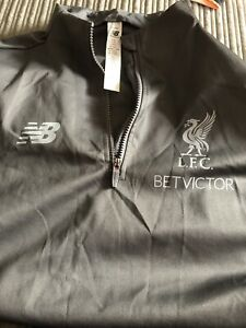 liverpool fc training top