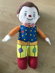 TALKING MR TUMBLE Something Special Soft Plush Toy BBC CBeebies