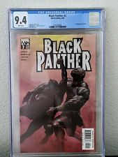 Black Panther #2 CGC 9.4 1st Appearance of Shuri