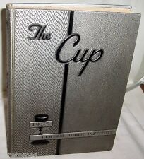 1954 Central Bible Institute Yearbook The Cup Annual Springfield Missouri CBI