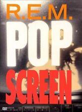 USED (GD) R.E.M. - Pop Screen (2000) (DVD)