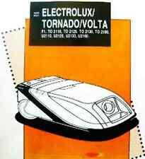 PROPAIR 10 sacs aspirateur ELECTROLUX TORNADO VOLTA