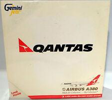 AVIATION : QANTAS AIRBUS A380 1:400 DIE CAST GEMINI JETS II MODEL MADE IN 2O06