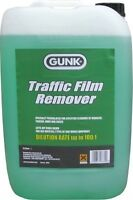 GUNK 6870 TRAFFIC FILM REMOVER FOR TRUCKS VANS BUSES RATIO 100 : 1 25LTR
