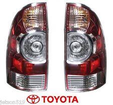 Genuine 2009-2015 Toyota Tacoma Left & Right Rear Tail Light LED Kit Set OEM OE