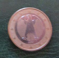 """1 Euro-Münze Deutschland Prägejahr 2004 Prägestätte """"F"""" aus Umlauf Sammlerstück"""