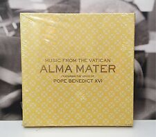MUSIC FROM THE VATICAN ALMA MATER - LIMITED ED BOX 2 LP + CD + BOOK + MORE STUFF