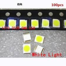 100PCS/Set SMD 1210 3528 LED Bright White Light Diode 20mA High Quality Chip